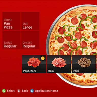 Pizza Hut for Xbox